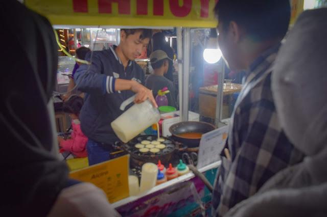 Travelonyet Wisata Malam Alun-alun Kota Batu