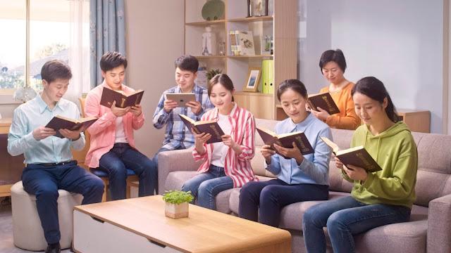 Imagens da Igreja de Deus Todo-Poderoso,As palavra de Deus Todo-Poderoso,Os cristãos da Igreja de Deus Todo-Poderoso