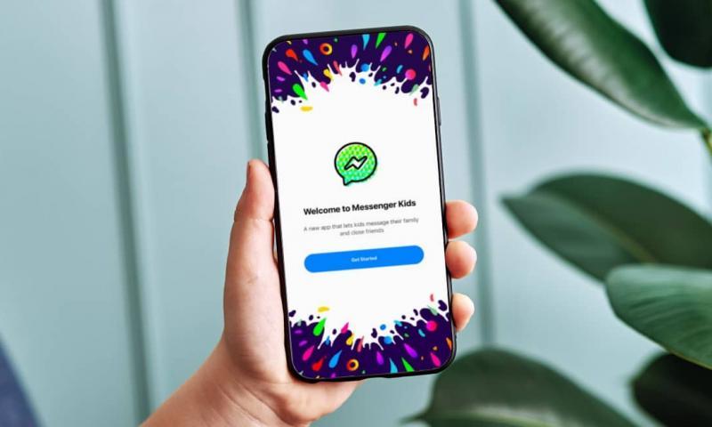 تطبيق ماسنجر كيدز   Messenger Kids - تطبيق مفيد للأطفال
