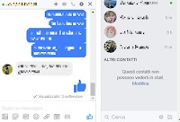 Invisibili su Facebook ed essere offline in chat e Messenger