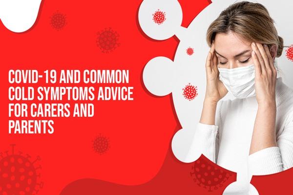 COVID-19 And Common Cold Symptoms