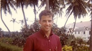 Image of Joseph Robinette Biden in Youth