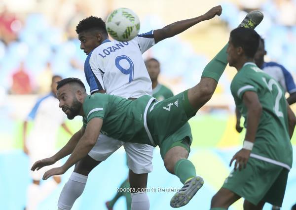 اهداف الجزائر والهندوراس