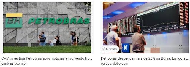 Se a Petrobrás serve apenas às regra do mercado de capitais para lucrar e distribuir dividendos para acionistas, ela não serve para os brasileiros. E ponto final!!