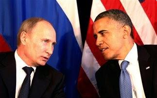 Τηλεφωνική επικοινωνία Πούτιν-Ομπάμα για την Ουκρανία