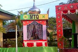 Pembukaan MTQ Kecamatan Tarakan Timur Ke- 13_Peserta Cabang M2Q Minim