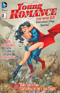 Young Romance: The New 52 Valentine's Day Special #1 cover