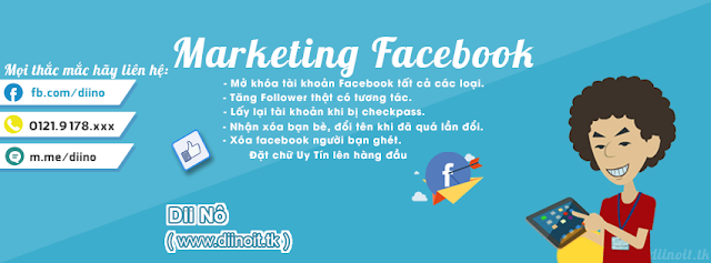 Share 2 PSD Ảnh Bìa Facebook Marketing Facebook