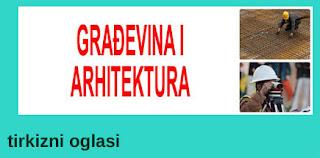 6 - GRAĐEVINA I ARHITEKTURA TIRKIZNI OGLASI