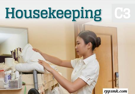Download Rpp Mata Pelajaran Housekeeping Smk Kelas XI Kurikulum 2013 Revisi 2017 / 2018 Semester Ganjil dan Genap | Rpp 1 Lembar