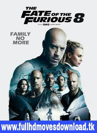 The Fate of the Furious 2017 Dual Audio ORG BRRip 480p 400mb ESub