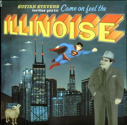 portada disco Sufjan Stevens 2005