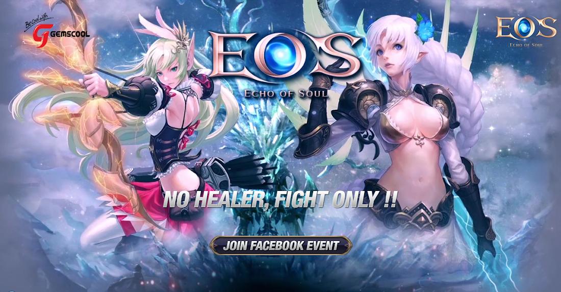 Echo Of Soul (EOS) Game MMORPG Terbaru Gemscool Bakal Rilis Dalam Waktu Dekat