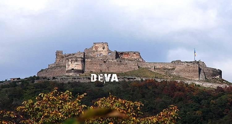 The Fortress of Deva, Hunedoara County