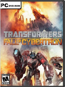 Download - Transformers: Fall of Cybertron (PC) Completo + Crack