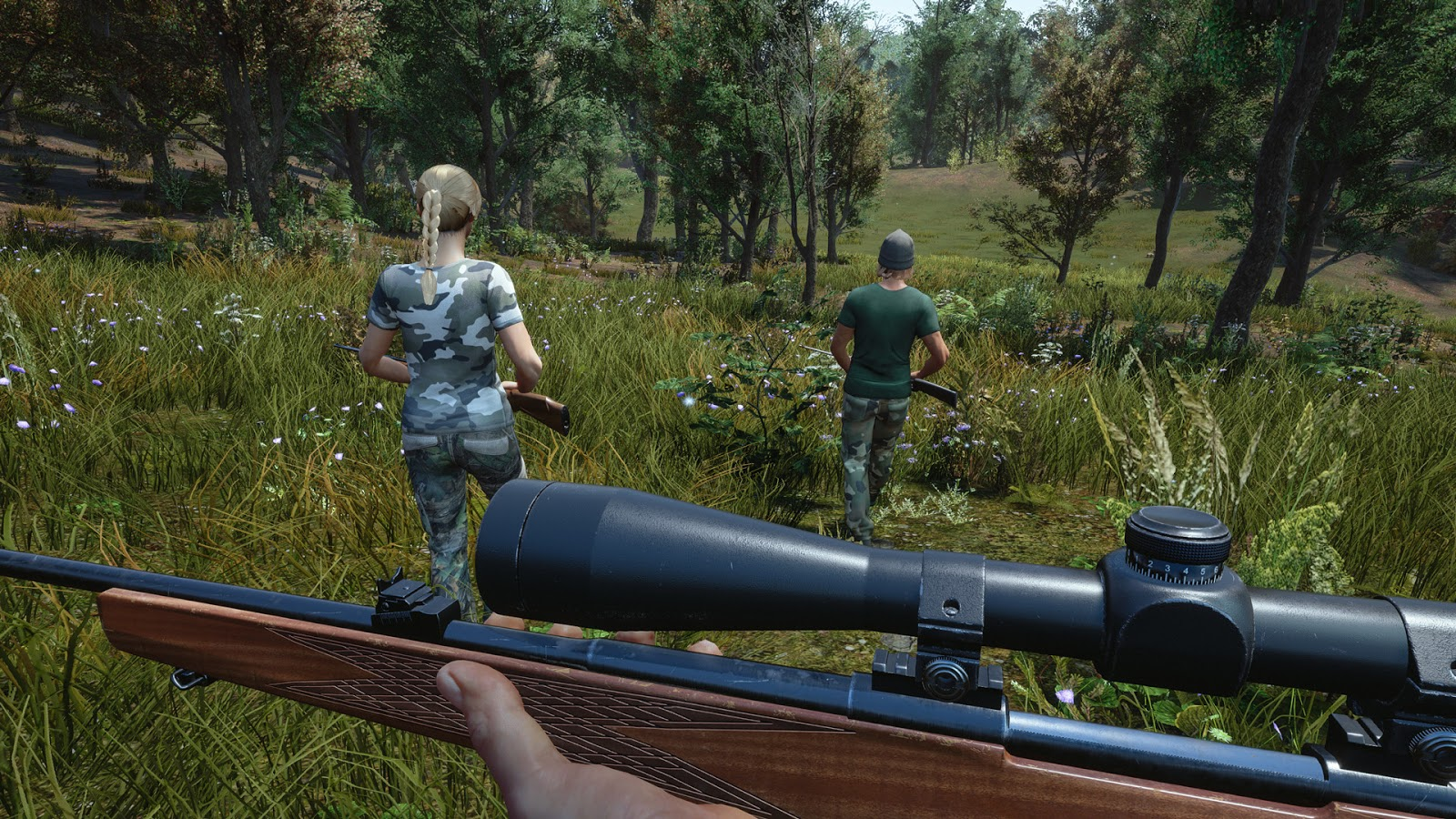 New Games: HUNTING SIMULATOR (PC, PS4, Xbox One) | The Entertainment Factor