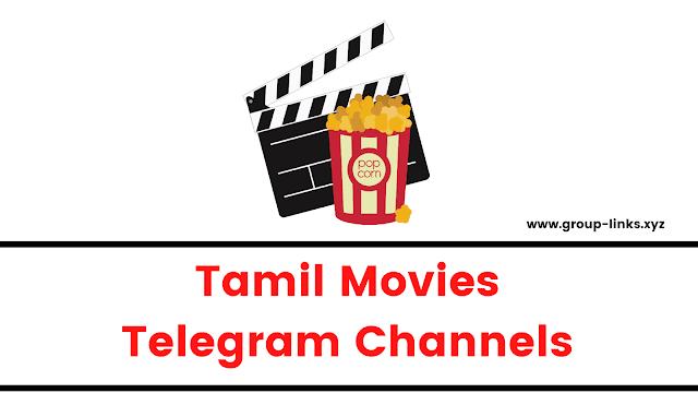 Tamil Movies Telegram Channels