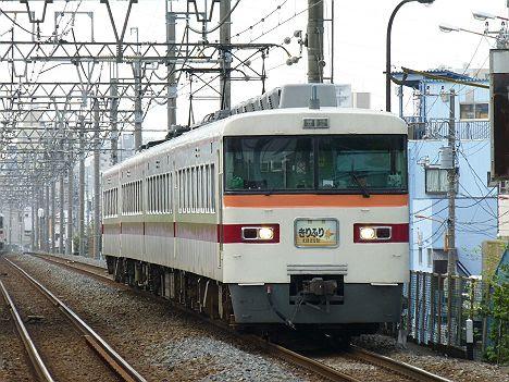 東武伊勢崎線・日光線 特急 きりふり 東武日光行き 350系(廃止)