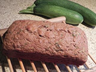 Finding Joy In My Kitchen Healthy Applesauce Zucchini Bread