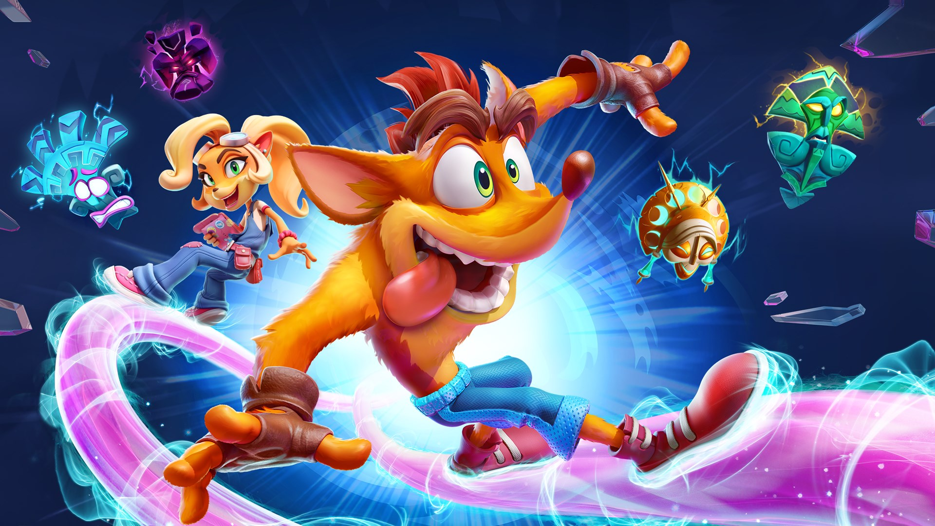 Crash Bandicoot 4: It's About Time: Table for Cheat Engine [UPD: 15.04.2021]
