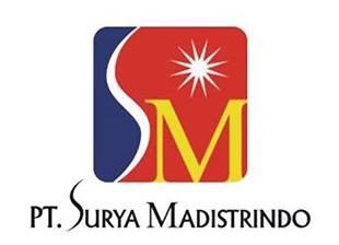 Lowongan Kerja terbaru di PT Surya Madistrindo, September 2016