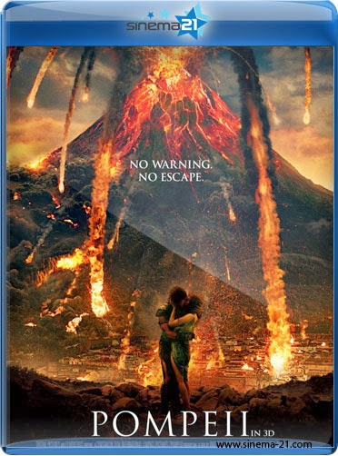 Pompeii Movie Poster 2014