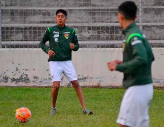 Selección de Bolivia comenzará mañana las labores en Santa Cruz
