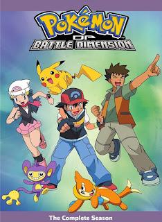 Pokemon Season 11: DP Battle Dimension Hindi Dubbed