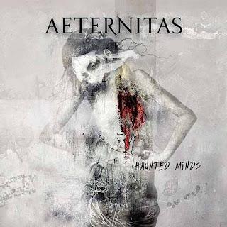 """Ο δίσκος των Aeternitas """"Haunted Minds"""""""