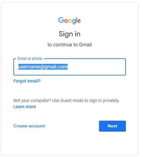 apna email id kaise check kare