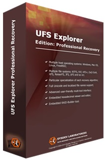 UFS Explorer Professional Recovery Discount Coupon for Windows