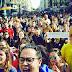 Protestan en España por condenas a separatistas catalanes