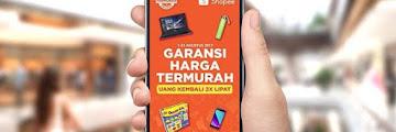 Cara Bayar Shopee via Alfamart