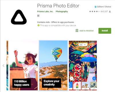 Prisma Photo Editor-