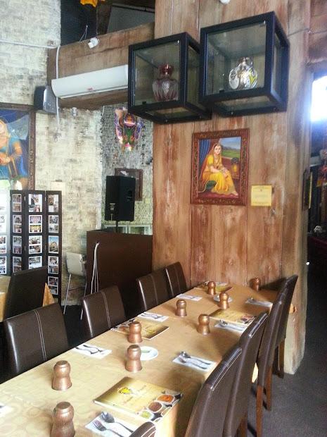 ' Food Indian Palace - Restaurant Art