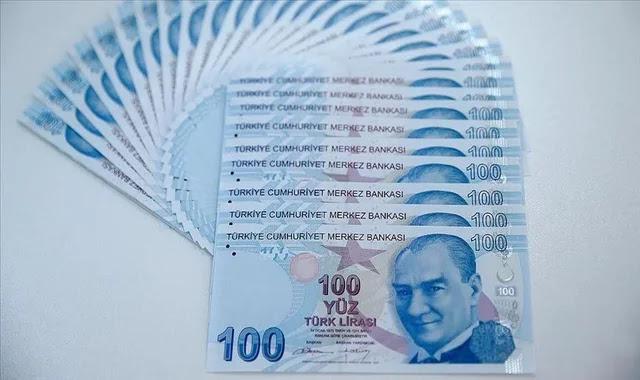 سعر صرف الليرة التركية مقابل العملات الرئيسية اليوم الثلاثاء 2/2/2021