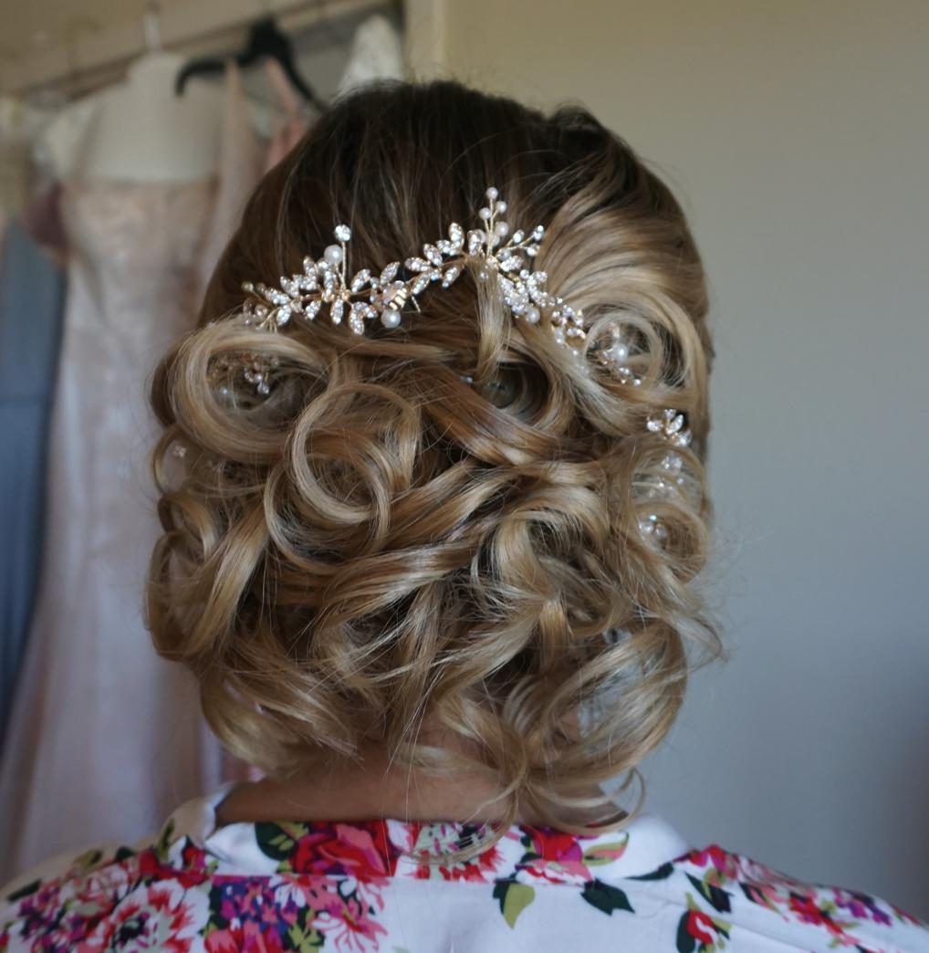 bridal hair bridal hair and makeup nj ny wedding hair styles