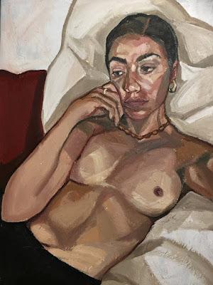 Nude (2017), Ania Hobson
