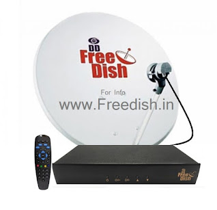 Applications invited to fill up vacant MPEG-2 slots of DD Free Dish on pro-rata basis