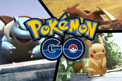 Pokémon GO MOD APK 0.63.1 Update Mei 2017 for Android 4.0+ Hack Download