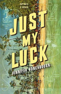 Just My Luck by Jennifer Honeybourn