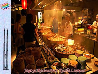 Jogoya Restaurant, Kuala Lumpur