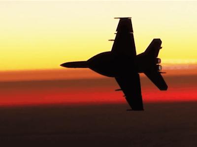 Após abate de Su-22 Sirio por F-18 dos EUA, Russia suspende colaboração e afrma que abaterá caças norte americanos