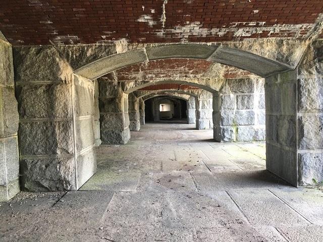 Fortificación militar abandonada