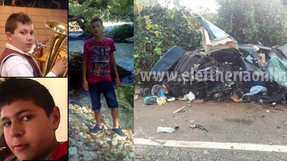 Δυστύχημα στην Κυπαρισσία: ΔΕΝ ΑΝΑΦΕΡΘΗΚΕ ΠΟΥΘΕΝΑ ΠΩΣ ΒΡΕΘΗΚΑΝ ΤΑ ΠΙΤΣΙΡΙΚΙΑ ΝΑ ΟΔΗΓΟΥΝ ΑΥΤΟΚΙΝΗΤΟ!!