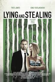 LYING AND STEALING (2019) ταινιες online seires xrysoi greek subs