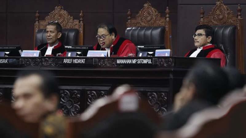 Perppu Corona Jokowi Disebut Kemunduran Hukum