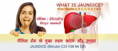 पीलिया लक्षण कारण उपचार Jaundice Symptoms Treatment Hindi