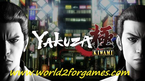 """""""Free Download Yakuza Kiwami """"FitGirl Repack"""