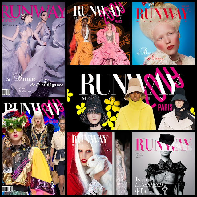 RUNWAY MAGAZINE FRANCE